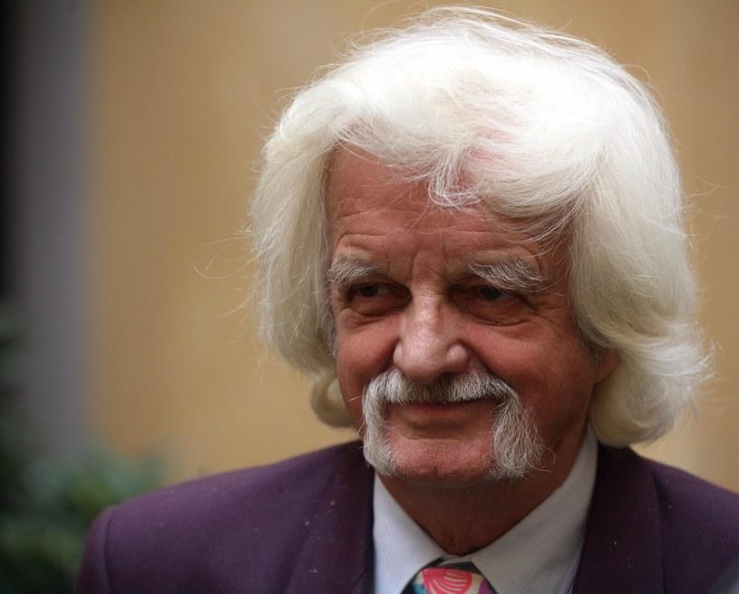 Henryk J. Chmielewski, zdj. z 2006 roku /Andrzej Iwańczuk/Reporter /East News