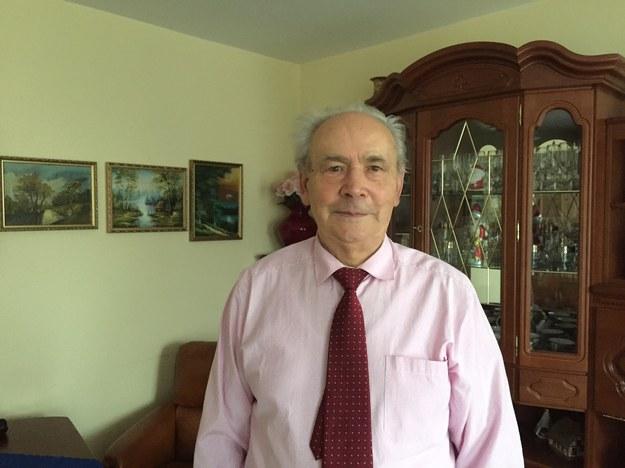 Henryk Jagielski /Kuba Kaługa /RMF FM