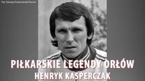 Henryk Kasperczak. Piłkarskie legendy Orłów. Wideo