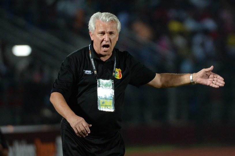 Henryk Kasperczak tu jeszcze jako trener reprezentacji Mali /AFP