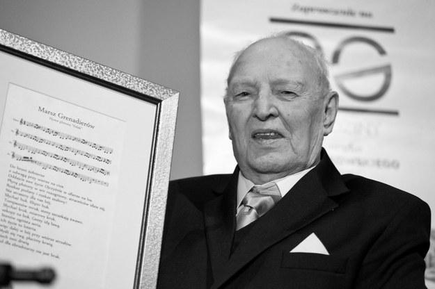 Henryk Kończykowski /KAROL SEREWIS /East News