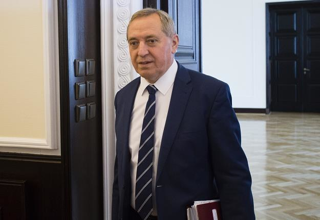 Henryk Kowalczyk /fot. Krystian Dobuszyński /Reporter