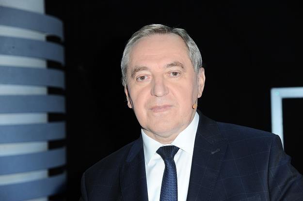 Henryk Kowalczyk, minister środowiska /fot. Artur Zawadzki /Reporter