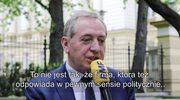 Henryk Kowalczyk w Popołudniowej rozmowie w RMF FM o M. Sadurskiej: W PZU potrzebna jest osoba, która czuje aspekt polityczny i społeczny