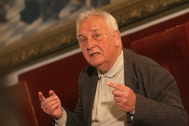 Henryk Mikołaj Górecki / fot. A. Spula /Reporter