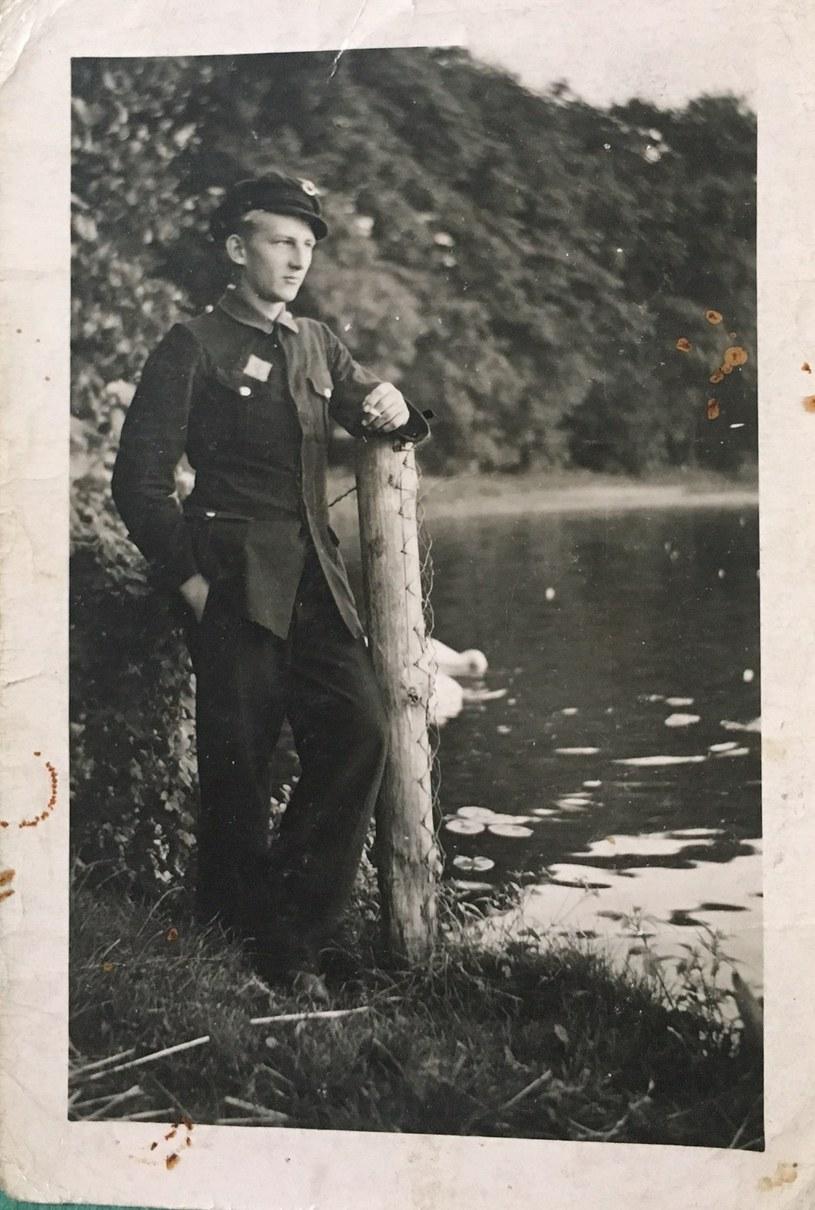 Henryk Rowiński, Berlin 1941 rok. Fot. Archiwum rodzinne /Styl.pl/materiały prasowe