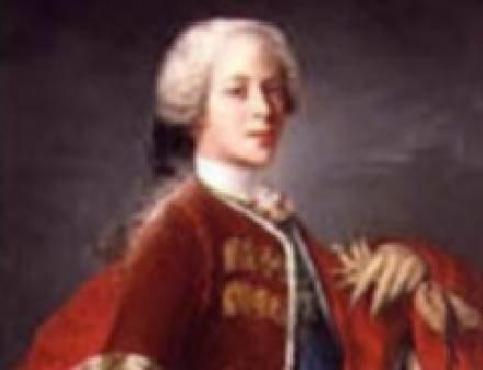 Henryk Stuart - według oficjalnych danych, jeden z ostatnich z rodu Stuartów /