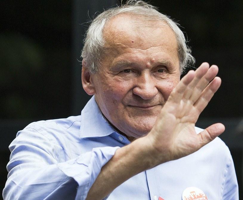 Henryk Wujec /Andrzej Hulimka  /Reporter