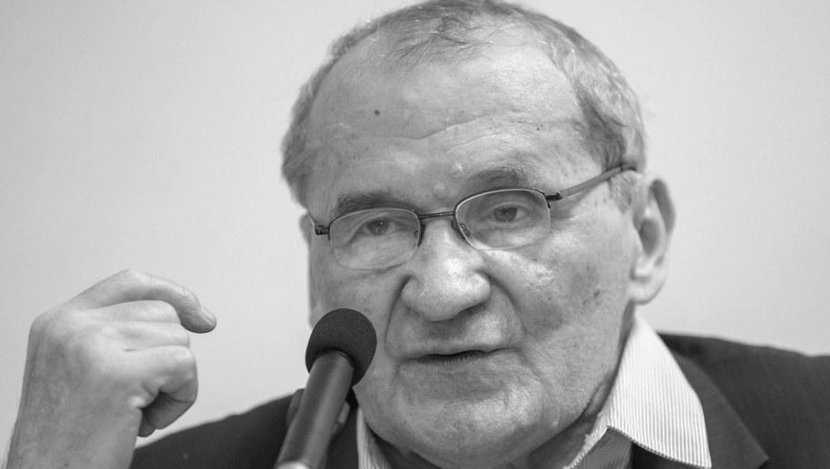 Henryk Wujec / Andrzej Grygiel    /PAP
