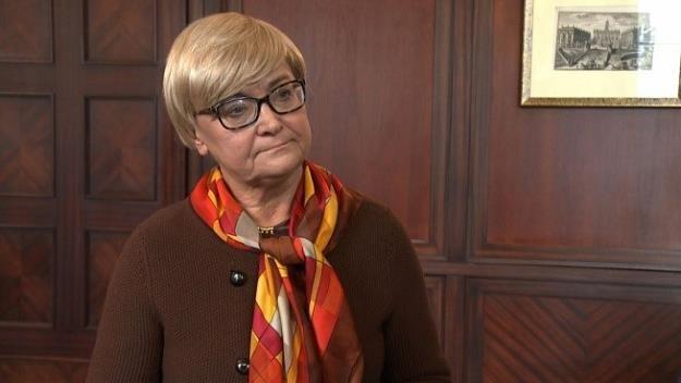 Henryka Bochniarz, przewodnicząca Rady Dialogu Społecznego /Newseria Biznes
