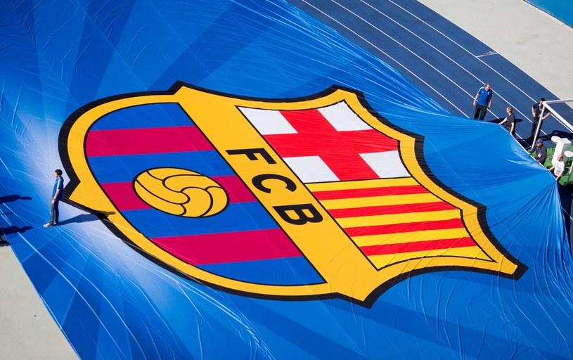 Herb Barcelony nie zostanie zastrzeżony /AFP