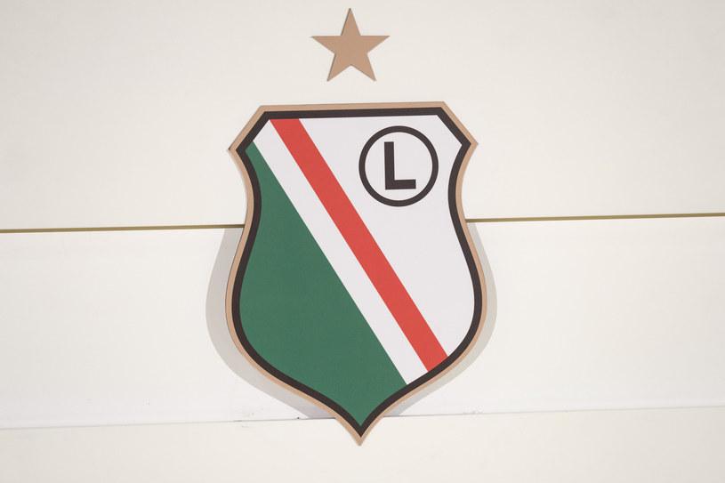 Herb Legii Warszawa /Mateusz Grochocki /East News