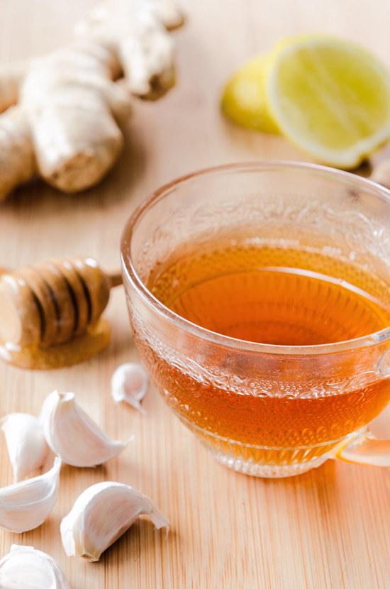 herbata czosnkowa /© Photogenica