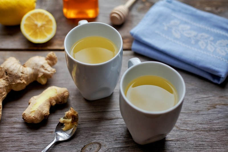 herbata imbirowa /© Photogenica