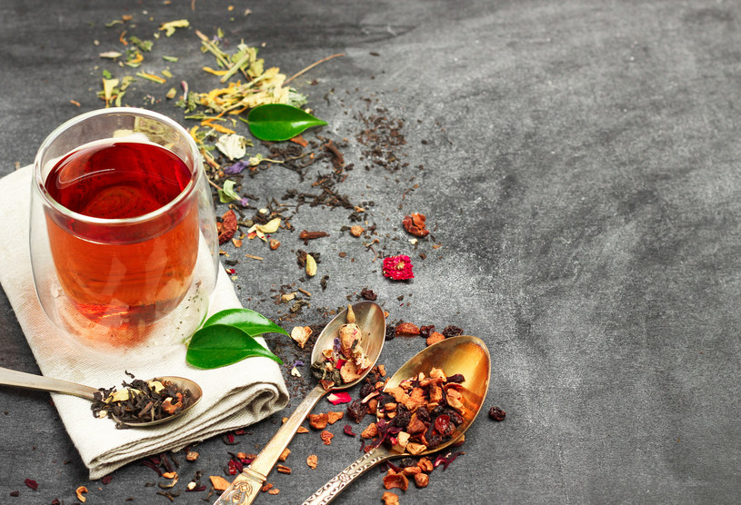 Herbata indyjska /123RF/PICSEL