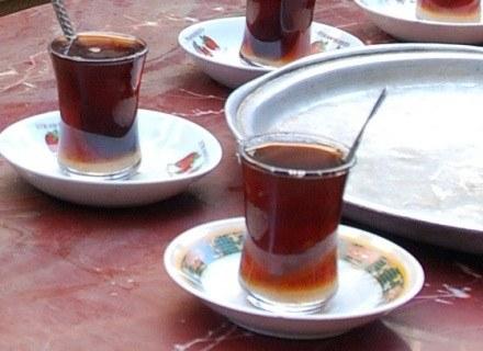 Herbata jest zdrowa /AFP