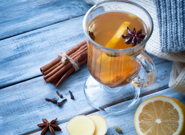 Herbata korzenna z cytrusami /123RF/PICSEL