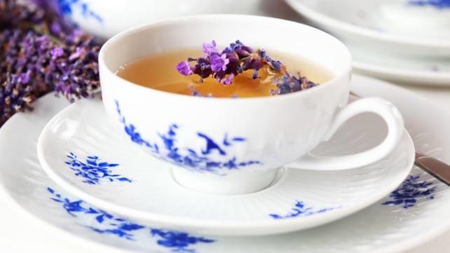 herbata lawendowa /© Photogenica