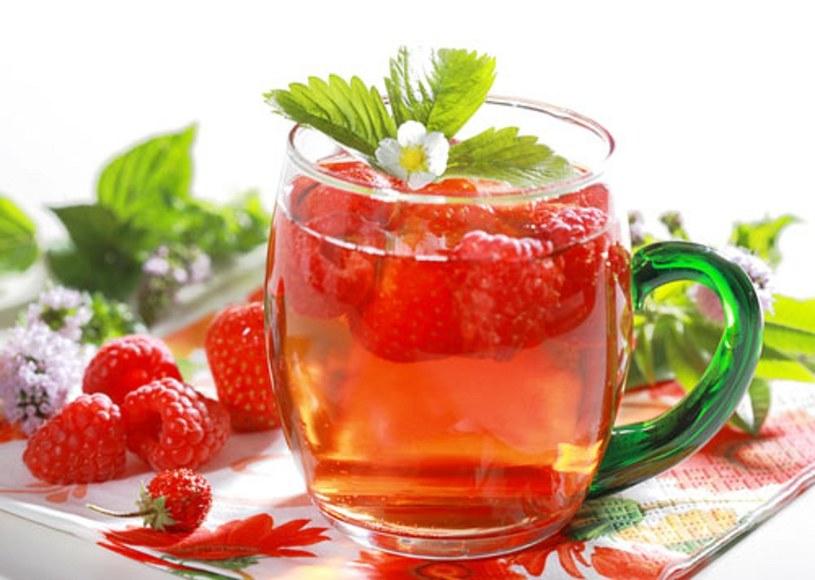 herbata malinowa /© Photogenica