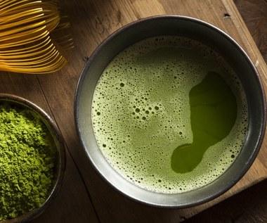 Herbata Matcha zawiera więcej antyoksydantów niż zielona