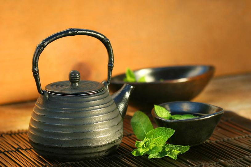 herbata miętowa /© Photogenica