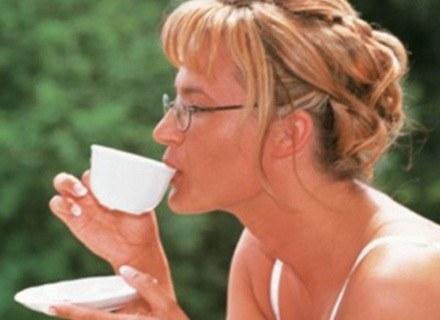 Herbata może być zdrowa /INTERIA.PL