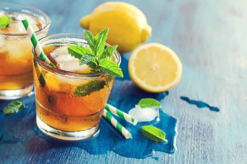 Herbata mrożona /123RF/PICSEL