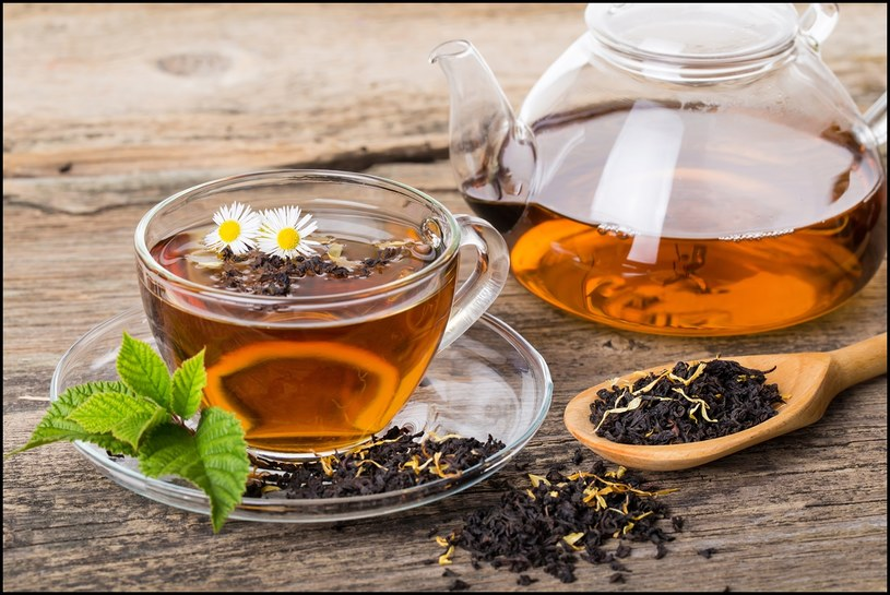 herbata na pruchnicę /© Photogenica