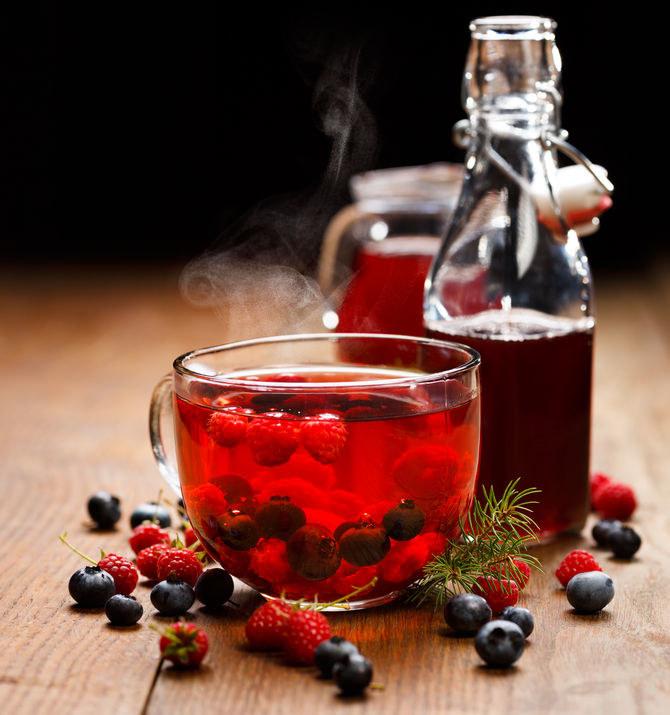 Herbata rozgrzewająca /©123RF/PICSEL