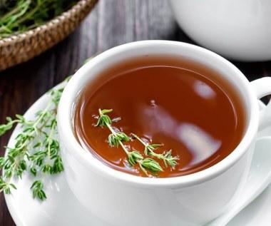 Herbata tymiankowa na choroby stawów