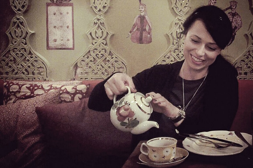 Herbata w tbiliskiej kawiarence Leila (archiwum prywatne) /Tekst: Zgubsietam.pl