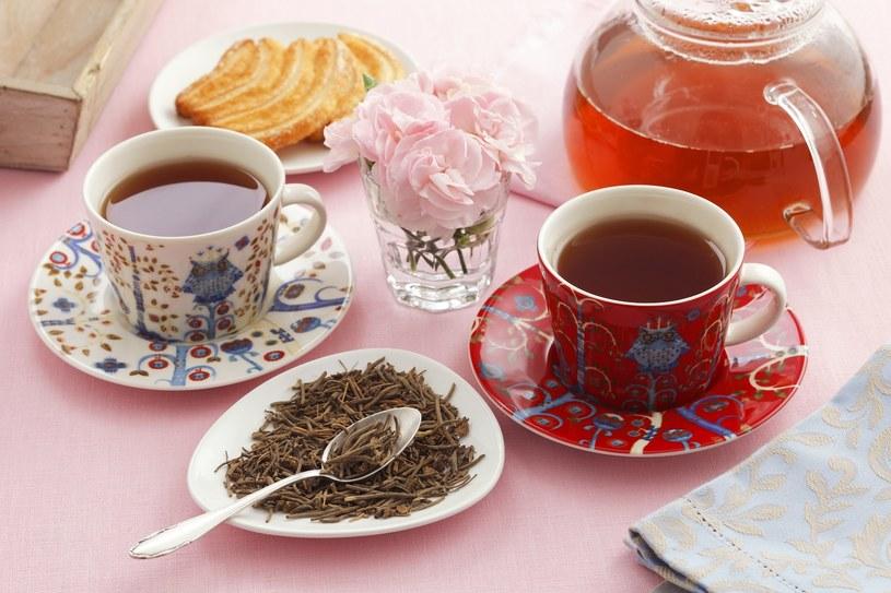 Herbata walerianowa /materiały prasowe