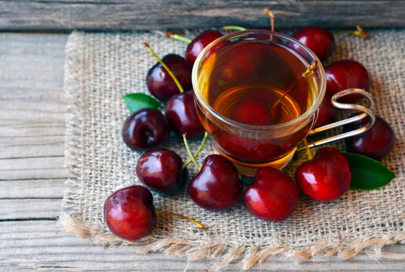Herbata wiśniowa /materiały prasowe