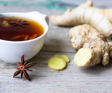Herbata z anyżu  i imbiru: Najlepsza na przeziębienie