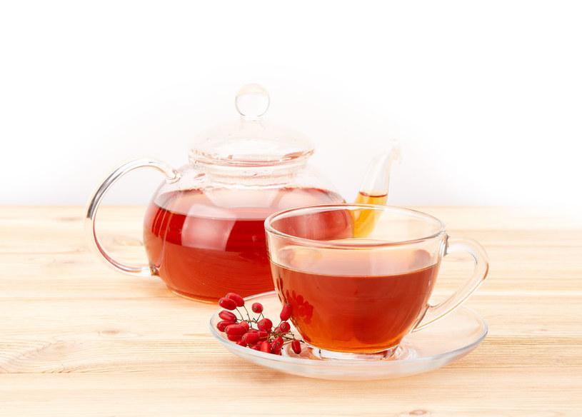Herbata z berberysem /©123RF/PICSEL