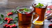 Herbata z dzikiej róży – pięć korzyści dla zdrowia