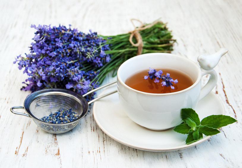 Herbata z lawendą /123RF/PICSEL