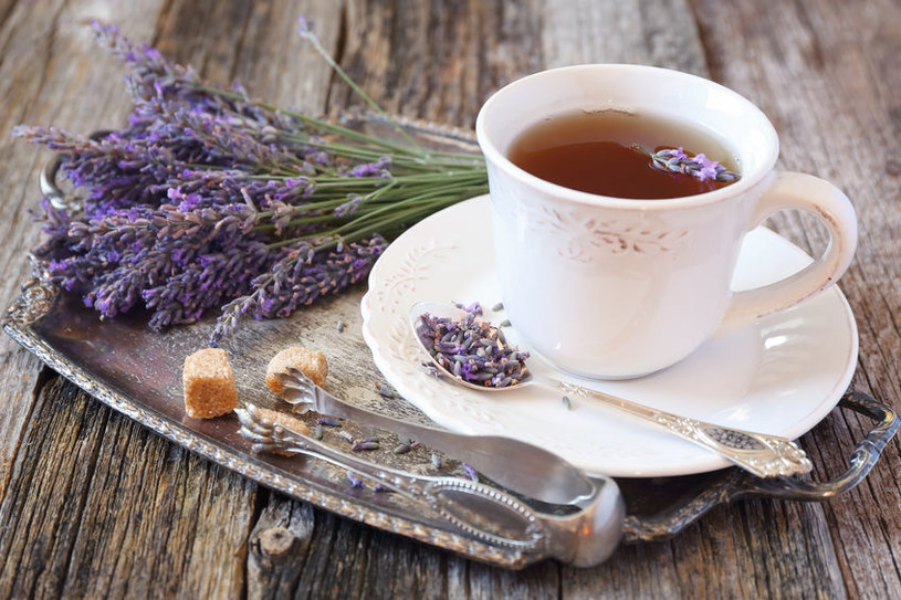 Herbata z lawendy /©123RF/PICSEL