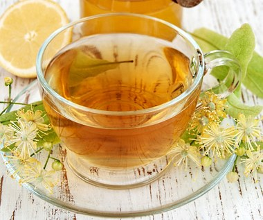 Herbata z lipy: Złagodzi ból gardła i dolegliwości trawienne