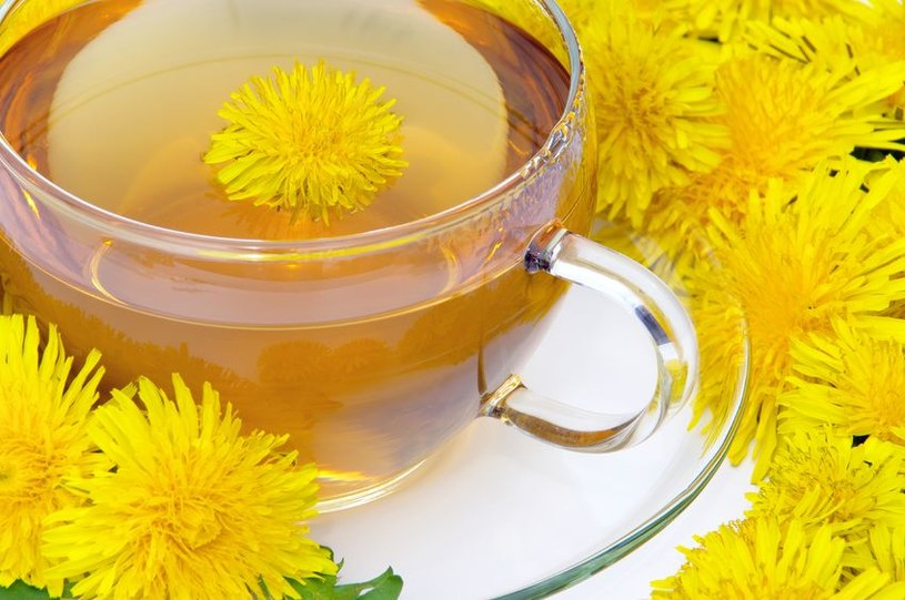 Herbata z mniszka lekarskiego sposobem na raka? /123RF/PICSEL