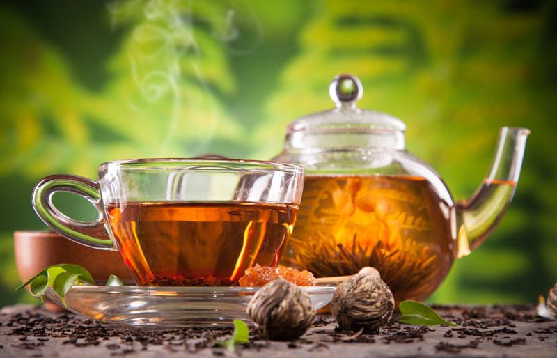 Herbata z nawłoci /© Photogenica