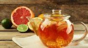 Herbata z rozmarynem i grejpfrutem