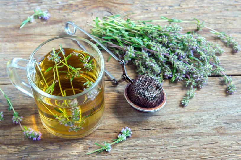 Herbata z tymianku /©123RF/PICSEL
