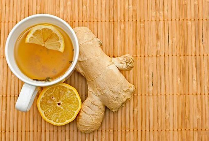 herbatka imbirowa /© Photogenica