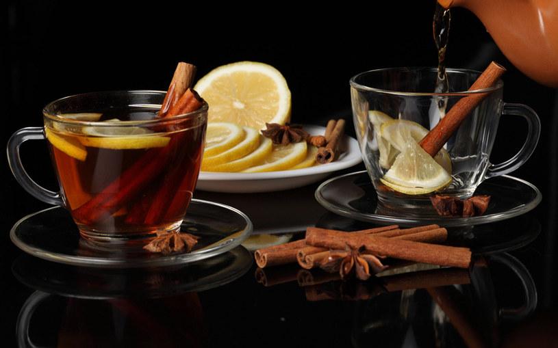 herbatka na przeziębienie /© Photogenica