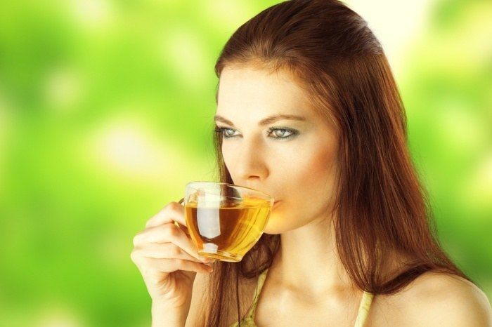 Herbatka z nagietka właściwości /© Photogenica