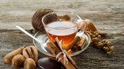 Herbatki na chłodne dni wspomagające odchudzanie