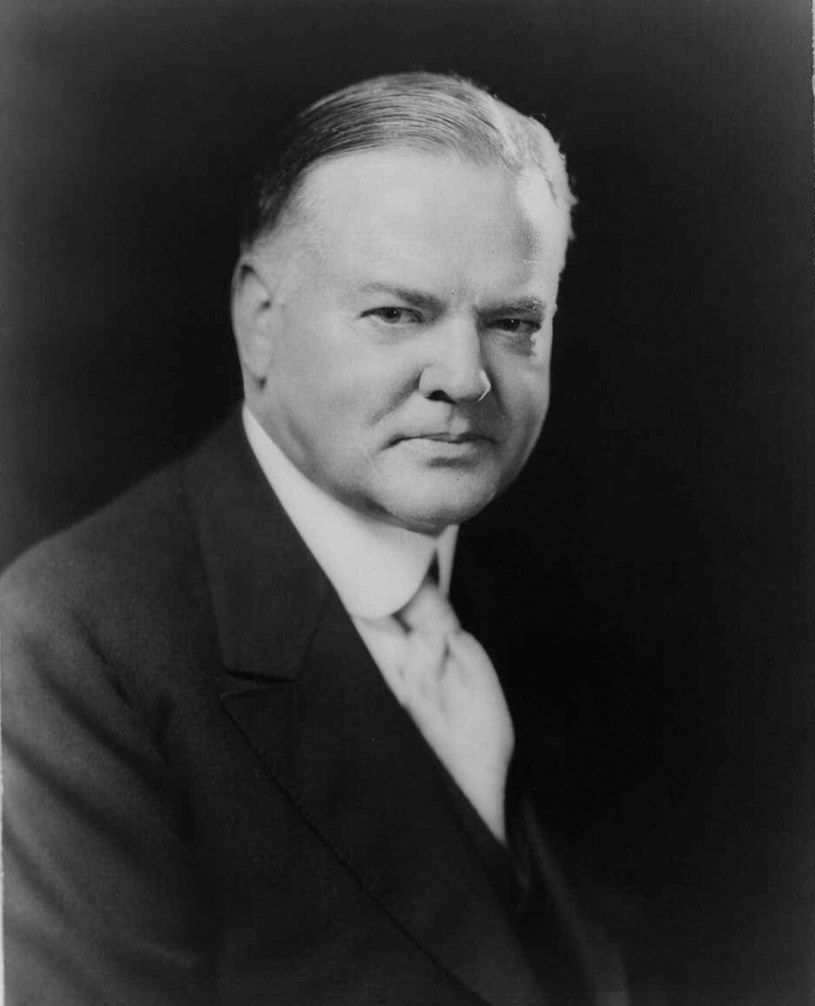 Herbert Hoover /Universal History Archive/Universal Images Group /East News