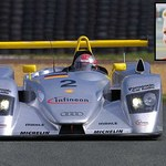 Herbert w Audi w Le Mans 24h