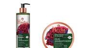 HERBS: Olej amarantusowy dla pięknych włosów